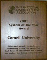International District Energy Association System of the Year