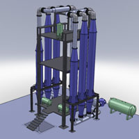 Heat Exchanger Facility