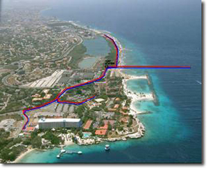 Makai completed a final SWAC design for Curacao.