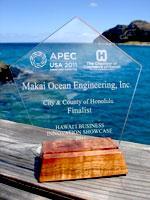 APEC Finalist