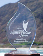 Hawaii Exporter of the Year