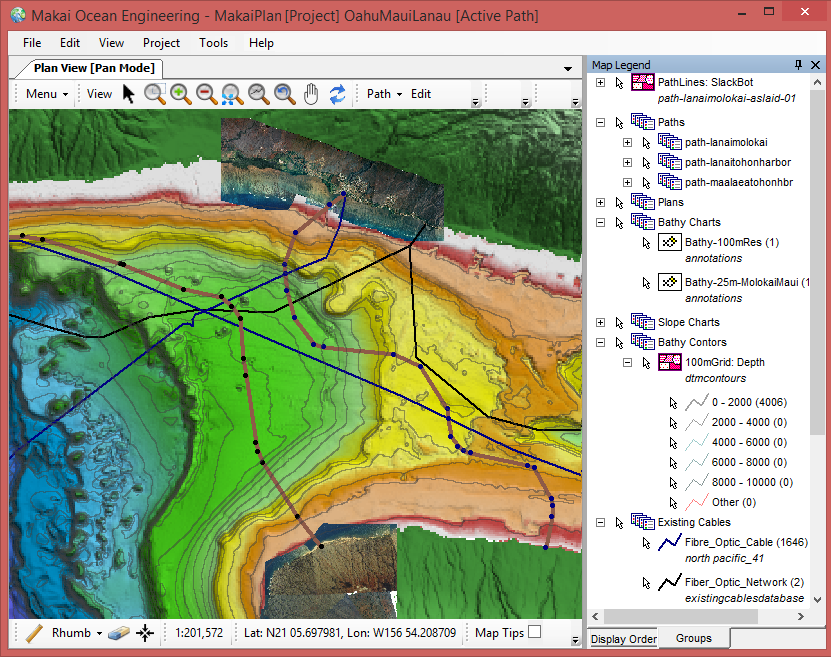 Cable Route Planning and Installation Software Sees Increase