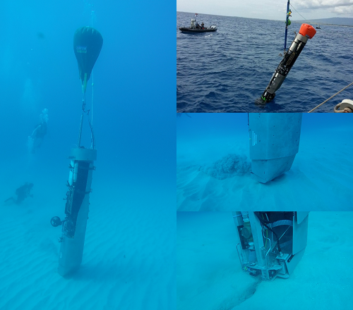 Underwater Vehicle Prototype